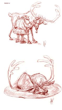 Arthur-Christmas-concept-arts-02 || CHARACTER DESIGN REFERENCES | Find more at https://www.facebook.com/CharacterDesignReferences if you're looking for: #line #art #character #design #model #sheet #illustration #best #concept #animation #drawing #archive #library #reference #anatomy #traditional #draw #development #artist #how #to #tutorial #conceptart #modelsheet #animal #animals