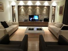 10 x 12 living room designs. Living Room Designs 18311817 Interior Decoration Ideas For Drawing Room. Change Your Living Room Decor On A Limited Budget In Six Steps Living Room Modern, Home And Living, Living Room Designs, Living Room Decor, Living Spaces, Living Rooms, Small Living, Living Area, Stone Wall Living Room