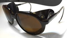8bb715dfa0b vintage Vuarnet VL027 sunglasses goggles james bond