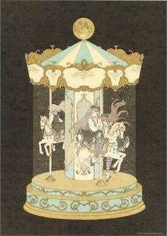 Merry go round by 今井キラ