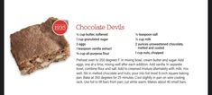 Unsweetened Chocolate, Granulated Sugar, Oven, Vanilla, Cookie, Butter, Cream, Food, Creme Caramel