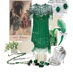 What I would be wearing in an Agatha Christie novel ;)