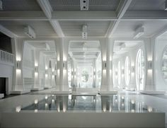 Tamina Thermal Baths / Smolenicky & Partner Architecture (12)