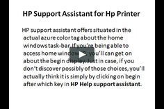 36 Best Hp Printer Contact Number images in 2018 | Hp