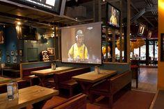 40 Best Sport bars - Interior images in 2013 | Bar interior ...