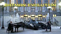 La banda sonora de 'Batman' es una de las más recordadas por los fanáticos de los cómics es por eso que un grupo ha decidió recrear 50 años de historia de