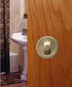 Pocket Door Hardware Pocket Door Lock 2000 Privacy For Bathrooms U0026 Bedrooms  In Polished Chrome Finish