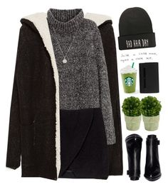 """//TOP SET Rainy Day//"" by lion-smile ❤ liked on Polyvore featuring Alexander Wang, Zara, H&M, Dogeared, Mills Floral Company, Prada and Christian Louboutin"