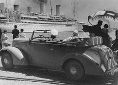 """Bella Italia"""" (1931-1934) Vintage-Fotografien von Paul Wolff"""