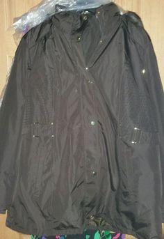 Susan Graver 4 in 1 Puffer Jacket, Coat,  Brown, sz XL NWT  #SusanGraver #Puffer #Outdoor