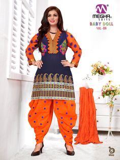 Baby Doll Vol -8 www.subhamfashion.com What's APP Support: +919377840625 +919904497000