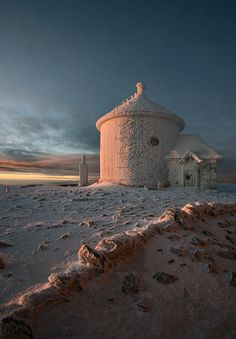 Chapel: Photo by Photographer Piotr Krzaczkowski❤️ Tatra Mountains, Winter Scenery, Poland, Places To See, Monument Valley, Taj Mahal, Cool Pictures, Beautiful Places, National Parks
