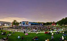 Open-Air Cinema
