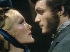 Quentin and Beth - ghosts from 1897 haunt the present-day  inhabitants  of Collinwood.