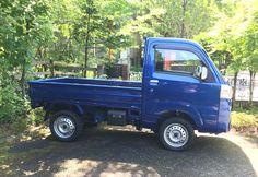 Daihatsu Hijet 4WD 2InchsLiftup & Madtires