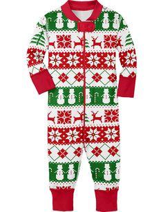 Christmas pajamas?! Sold!
