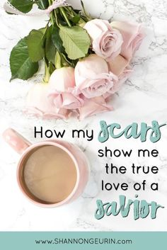 Scars can be painful. Without mine, I never would have known the power of the cross and what Jesus did for me on that day at Calvary. Christian Women, Christian Living, Christian Faith, Walk By Faith, Faith In God, I Need Jesus, Jesus Girl, Identity In Christ, Christian Encouragement