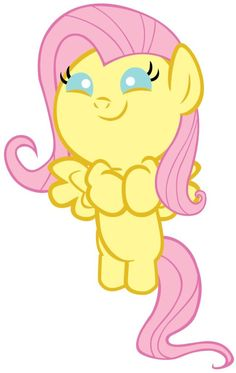 my little pony baby fluttershy - Google Search