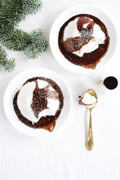 Vegan Coconut Pudding | Food Bandits
