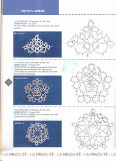 Tatting Pattern