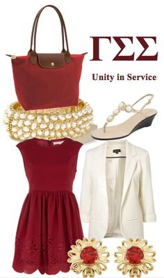 Its our founders week! And Im trying to find some jewelry and a blazer to wear this week. I already have a maroon dress.