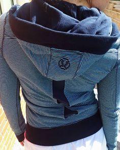 Lululemon Addict: bliss brake hoodie