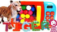 Learn Alphabet and Colors for Children Animal Toy for Kids Quiz for Todd. Learning Colors For Kids, Colors For Toddlers, Teaching Colors, Toddler Learning, Fun Learning, Baby Songs, Kids Songs, Funko Pop Batman, Slime For Kids
