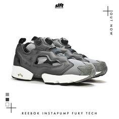 0078535c8e7a8 Der Reebok Instapump Fury Tech ist ab sofort inStore und onLine auf  www.soulfoot.de für €169