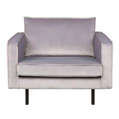 Mag ik je voorstellen? Deze imposante fauteuil heet BePure Rodeo en heeft een industriële look. De stoel is gemaakt van hoogstaande materialen die goed bestand zijn tegen een stootje. Zak dus maar lekker onderuit en geniet van je nieuwe relax fauteuil!