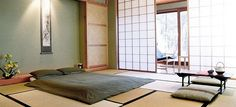 japanese bedroom - Google Search