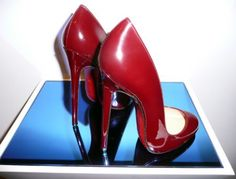 red hot #louboutin