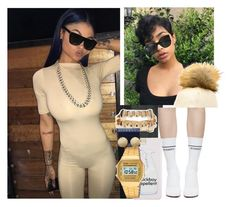 """""""Baddest Baddie ✔️😼"""" by saucinonyou999 ❤ liked on Polyvore featuring Vetements, Casio, Givenchy and Chanel"""