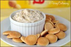 Pineapple Nilla Dip from Very Culinary