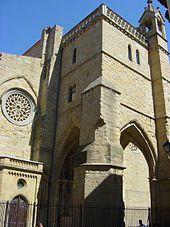 Guipuzcoa San Sebastián - Iglesia de San Vicente, en la Parte Vieja