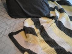 Sending this out tomorrow. Love the yellow, gray and white combo. https://www.etsy.com/listing/245649462/made-to-order-4-by-6-crochet-blanket?ref=shop_home_active_1