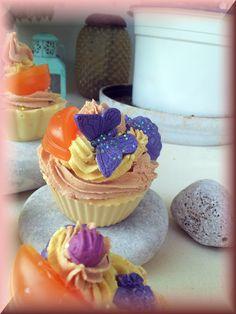 Ο ΝΕΡΑΙΔΟΚΗΠΟΣ της Eλενης-Aντζελινας!/Χειροποιητα σαπουνια-καλλυντικα/ΕLENI'S FAIRY GARDEN: ''PEACHES AND SWEET BERRIES''Cupcakes by Eleni
