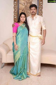 Actor Vijay Family Photos with Wife Sangeetha, Son Sanjay and Daughter Divya Famous Indian Actors, Indian Actresses, Indian Celebrities, Actor Picture, Actor Photo, Celebrity Couples, Celebrity Weddings, Vijay Actor, Indian Actress Gallery