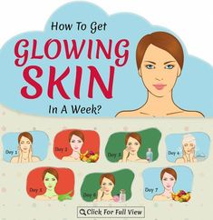 How To Get Glowing Skin In 7 Days – With Instructions, Perfect skin. Find me one woman who does not want it. But why does it seem like flawless skin is too much to ask for? Trying to get your skin to cooperate wi, Miranda Kerr, Skin Care Regimen, Skin Care Tips, Skin Tips, Serum, Breathe, Lotion, Massage, Light In