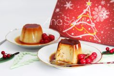 Flan de turrón con cuajada Thermomix Mousse, Panna Cotta, French Toast, Pudding, Breakfast, Ethnic Recipes, Desserts, Food, Cold Desserts