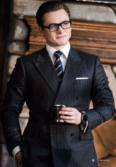 Taron Egerton. What can you say?  I died.