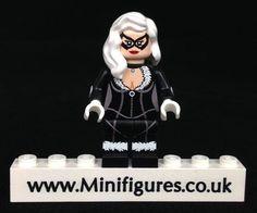 Black Cat Custom Minifigure