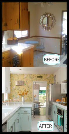 Monthly Updates. Knotty Pine CabinetsKnotty Pine Kitchen50s ...