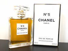 6ff3fe68c57 Chanel No.5 3.4oz   100ml Women s Perfume Spray Eau de Parfum  Sealed New