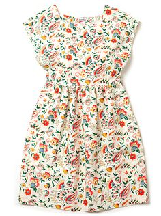 steven alan floral dress via persimmon