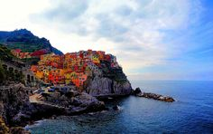 The resiliently vibrant villages of Italy's Cinque Terre.