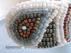 SCHMÜCKLICH SCHMÜCKT SIE GLÜCKLICH! Individuelle Schmuck-Unikate: Embroidery…
