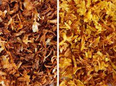 Palha de inhame e mandioquinha   Receita   Herbivoraz