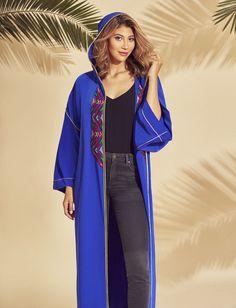 Mode Kimono, Kimono Top, Mode Abaya, Moroccan Caftan, Couture Collection, Traditional Dresses, Formal Wear, Kaftan, Fashion Dresses