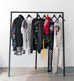Virgil Abloh Off-White - CIFF Copenhagen Malcolm McLaren - Copenhagen International Fashion Fair