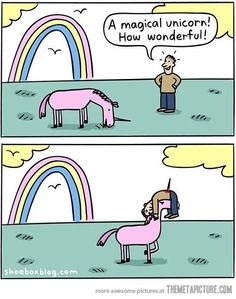 Unicorn love..